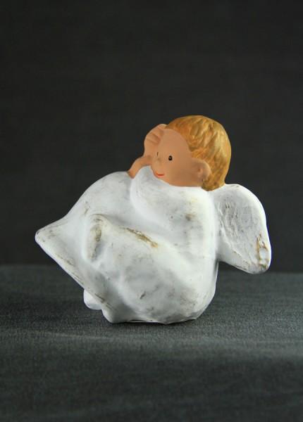 Engel Dominik mit Glocke