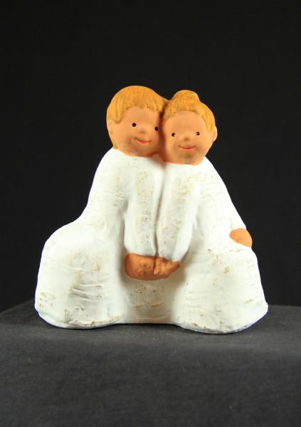 Engel Paar - Freundschaft
