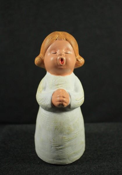 Singer Engel Lucia 1, betend