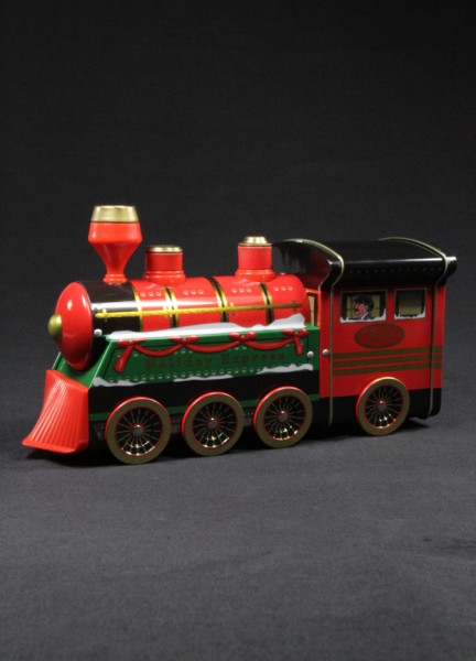 Keksdose Lokomotive