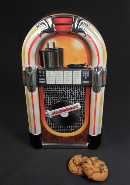 Keksdose Jukebox